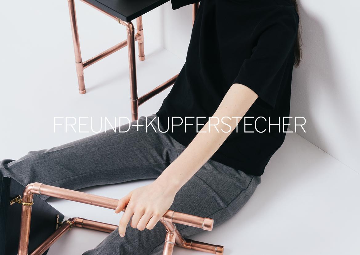 Lisa Rolfsmeyer Freund + Kupferstecher 1